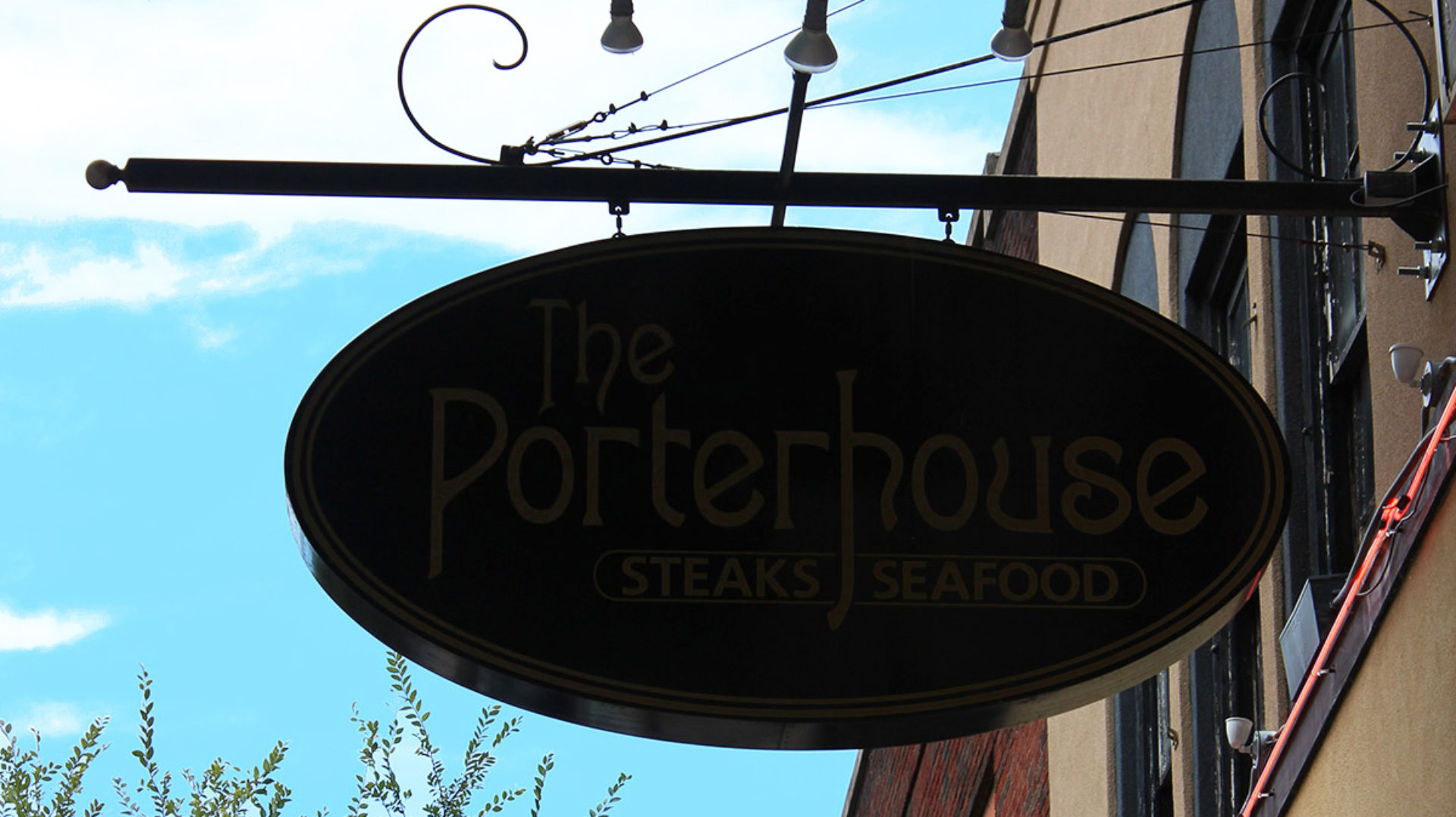 The Porterhouse Steaks and Seafood